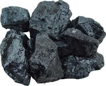 Turmalin, schwarz, 1 kg Deko-Chips